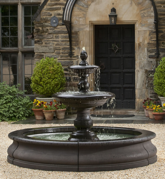Landscapers 6 reasons why garden is a great for Backyard fountains