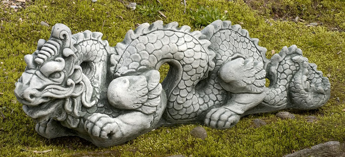 Asian Garden Statues Steemit