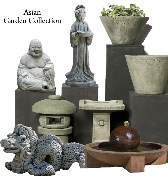 Design your Outdoor Space with Our Asian Inspired Garden