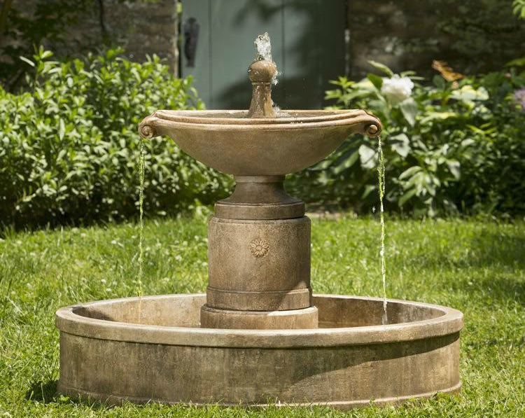 Choose the right fountain Garden-fountains