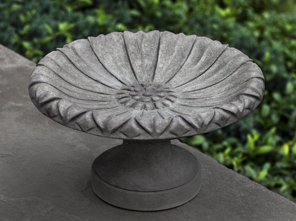 FAQ's on birdbaths garden-fountains