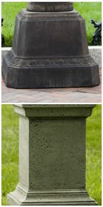 Planters and Pedestals