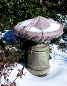 Winterizing Outdoor Fountains