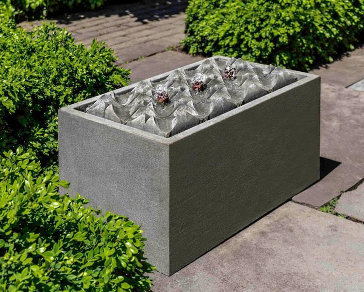 FT-321 Grey Patina Campania Garden-fountains