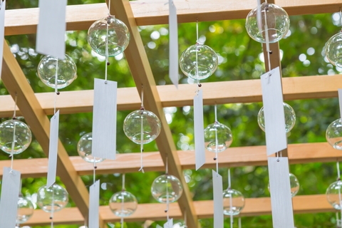 Mobiles and Wind Chimes Garden-fountains
